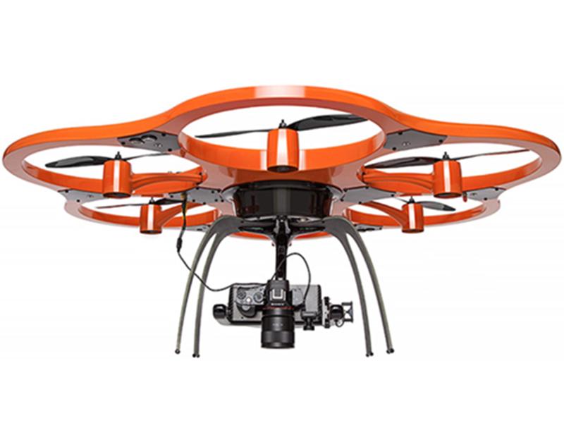 Esempio di drone. (immagine presa da atsenterprise.com)