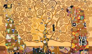 L'albero della vita -Klimt www.mmegalithic.it